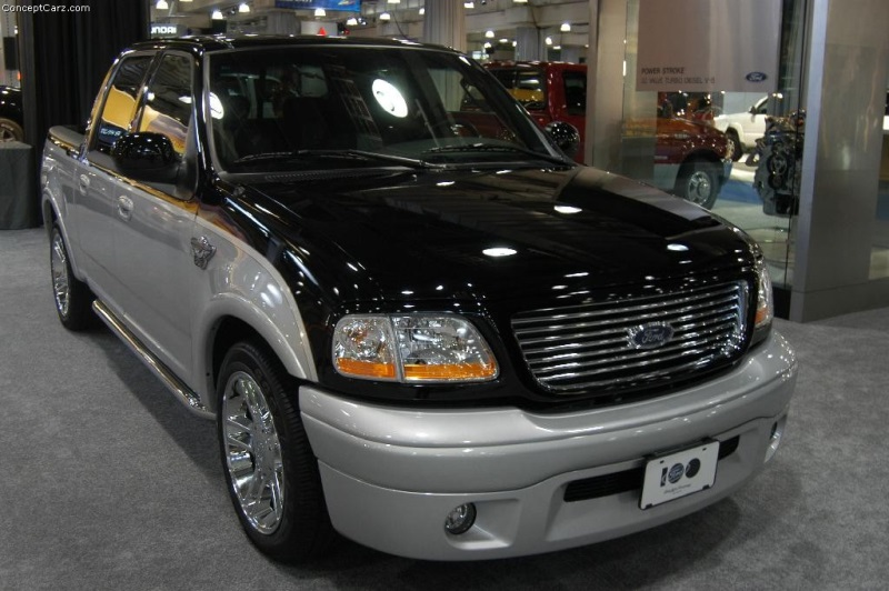 2003 Ford F150 Harley Davidson Image. Photo 1 of 7