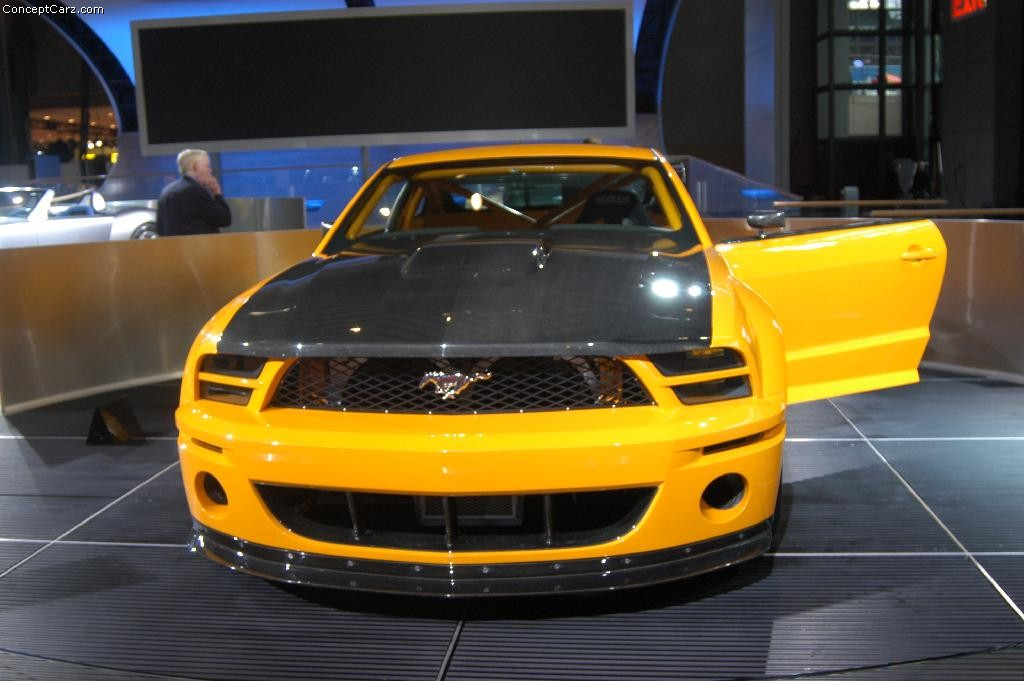 2005 ford mustang gtr image httpswwwconceptcarzcom