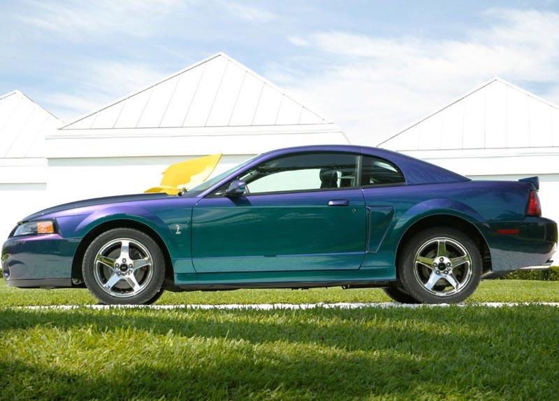 2003 Ford Mustang Cobra Svt Mystichrome Image Https Www