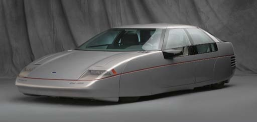 1983 Ford Probe IV Concept Pictures And Wallpaper