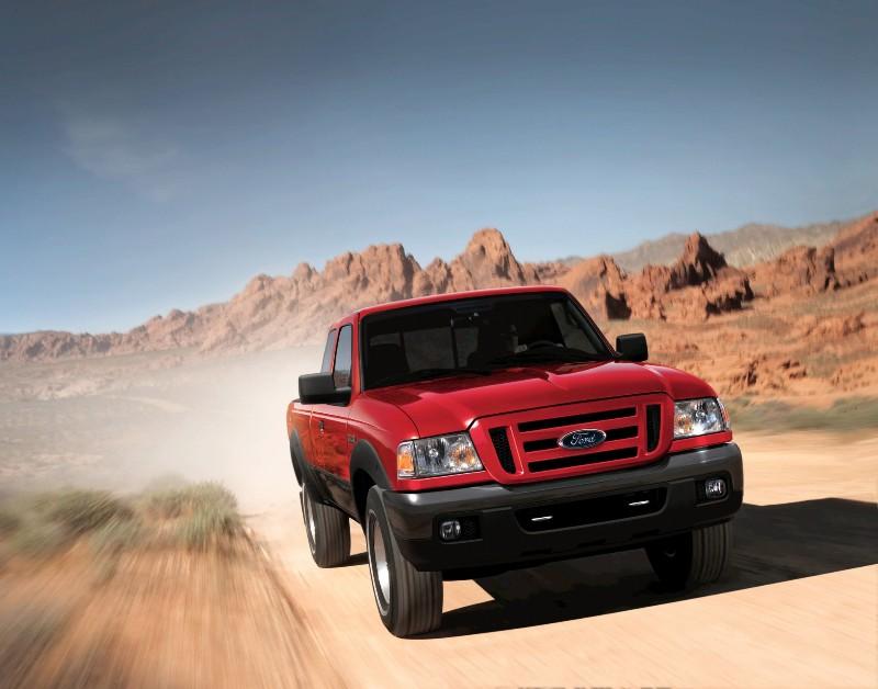 2007 Ford Ranger Thumbnail Image