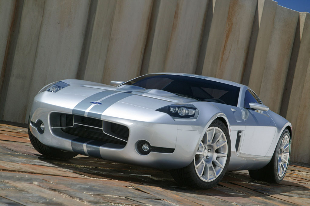 2005 Shelby Gr 1 Concept History Pictures Value Auction Sales Research And News