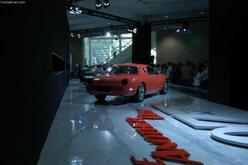 2003 Ford 007 Thunderbird