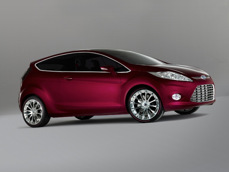 2008 Ford Verve Concept News And Information Research And Pricing