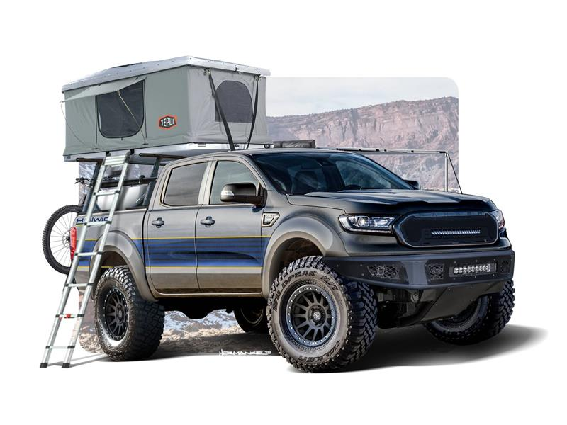 2019 Ford Ranger Hellwig pictures and wallpaper