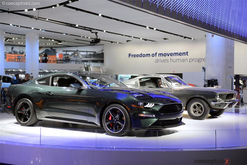 2019 Ford Mustang Bullitt Images Conceptcarz Com