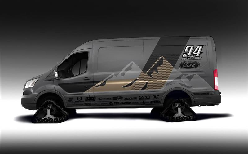 2019 Ford Transit SpeedVegas pictures and wallpaper