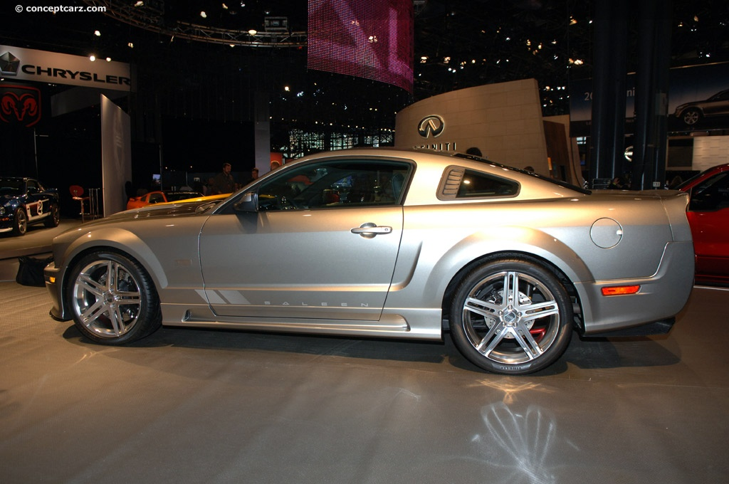 2008 saleen mustang sterling edition news and information. Black Bedroom Furniture Sets. Home Design Ideas