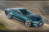 Popular 2021 Steeda Mustang McQueen Bullitt Wallpaper