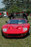 Chassis information for Ford GT