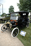 Chassis information for Ford Model T