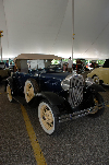 Chassis information for Ford Model A