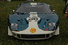 Chassis information for Ford GT40