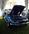 Chassis information for Ford Mustang GT500 KR