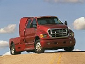 2001 Ford F-650 Super CrewZer image.