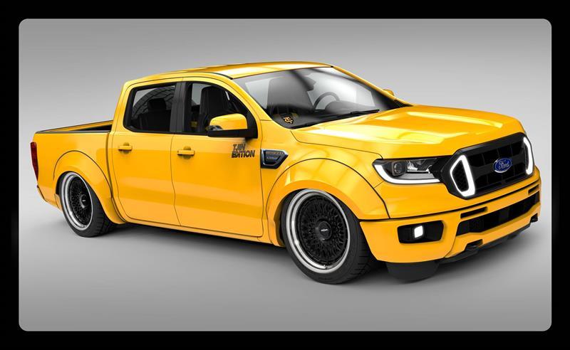 2019 Ford Ranger Tjin Edition