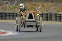 1912 Franklin Model D.  Chassis number 14507D