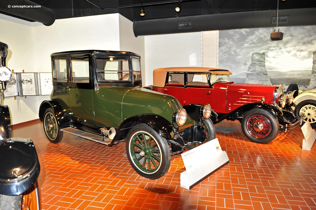 Best Value Auto Sales >> 1919 Franklin Series 9 History, Pictures, Sales Value, Research and News