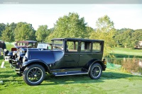 1925 Franklin Model 10C.  Chassis number 15006911