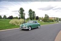 1950 Frazer Standard Series F50