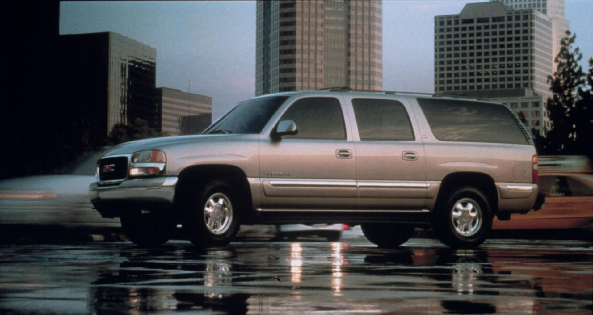 Gmc Denali N >> 2002 GMC Yukon History, Pictures, Value, Auction Sales, Research and News