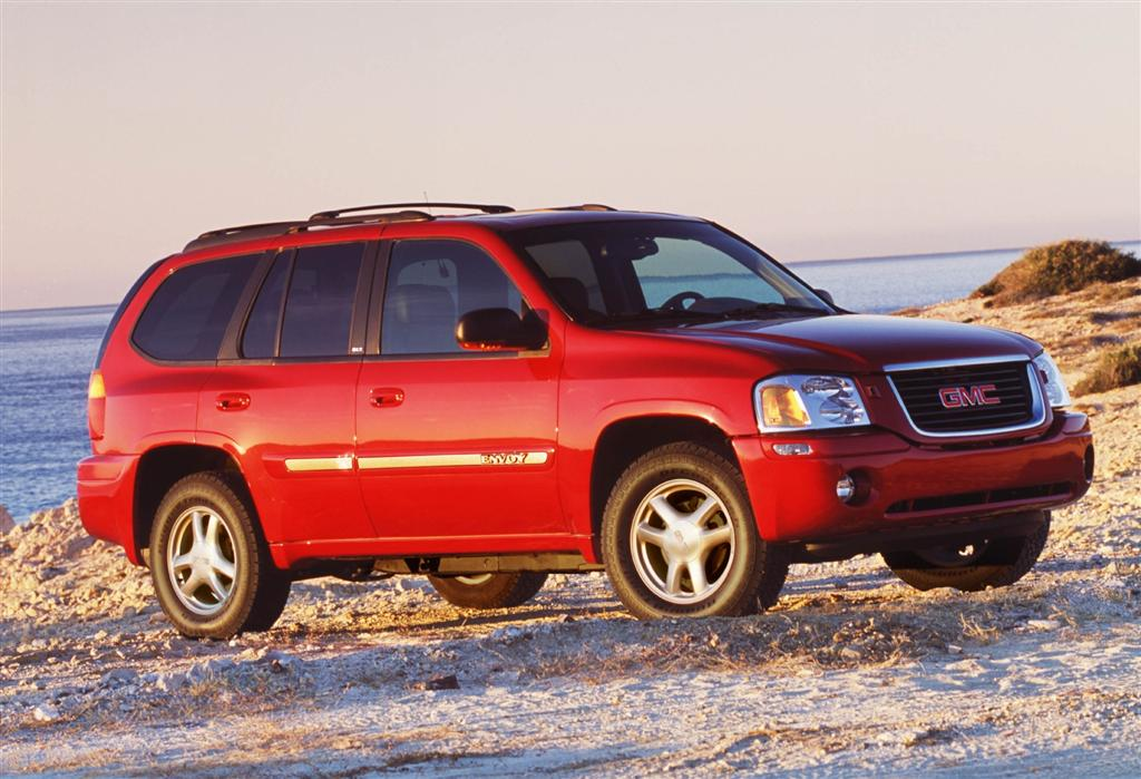 Auction Results and Sales Data for 2003 GMC Envoy