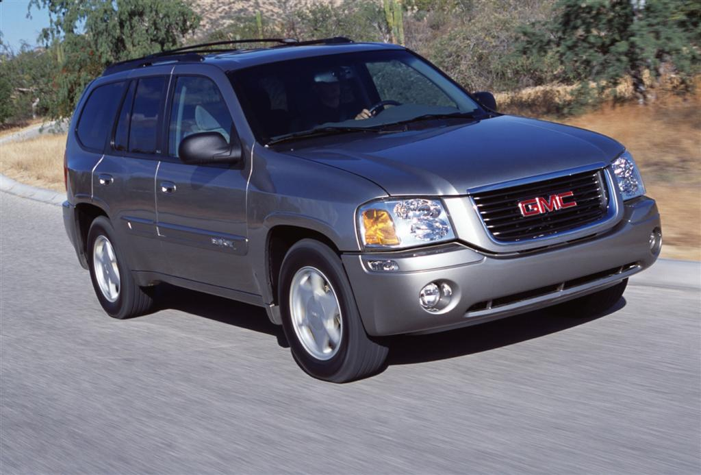 auction results and sales data for 2003 gmc envoy. Black Bedroom Furniture Sets. Home Design Ideas