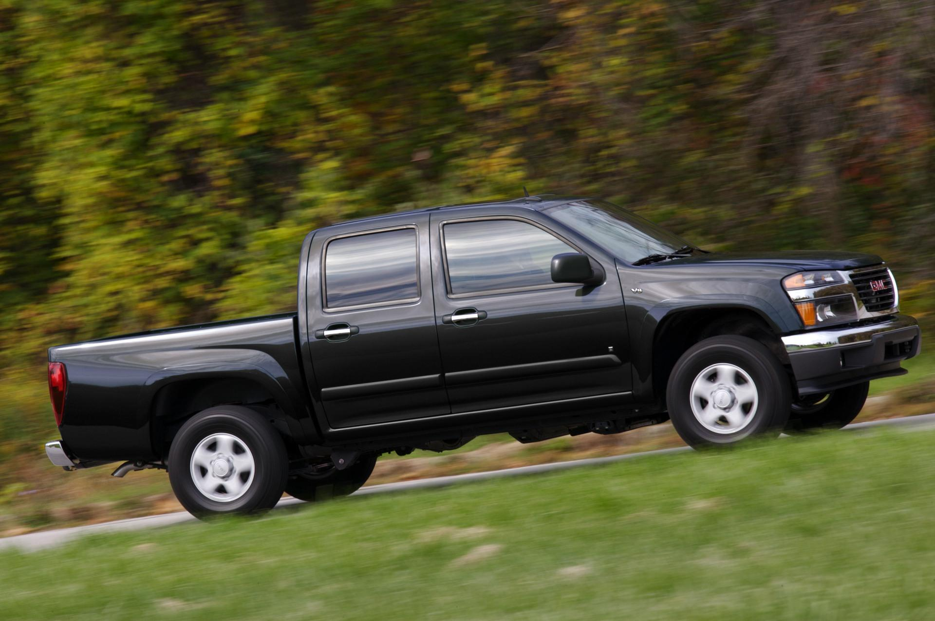 2010 gmc canyon technical specifications and data engine. Black Bedroom Furniture Sets. Home Design Ideas