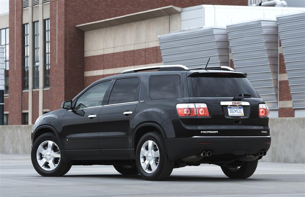 2011 gmc acadia news and information. Black Bedroom Furniture Sets. Home Design Ideas