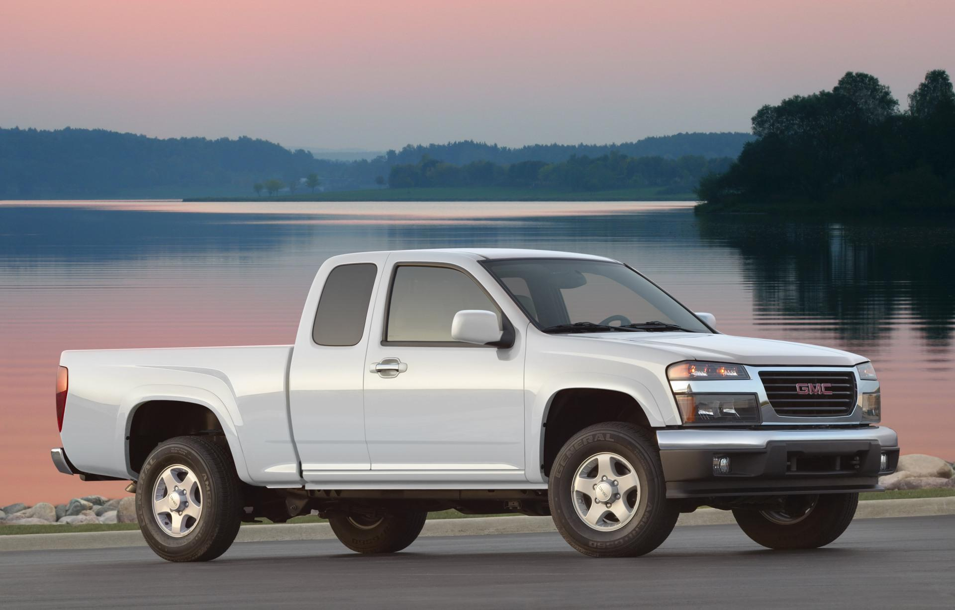 2011 GMC Canyon News and Information | conceptcarz.com