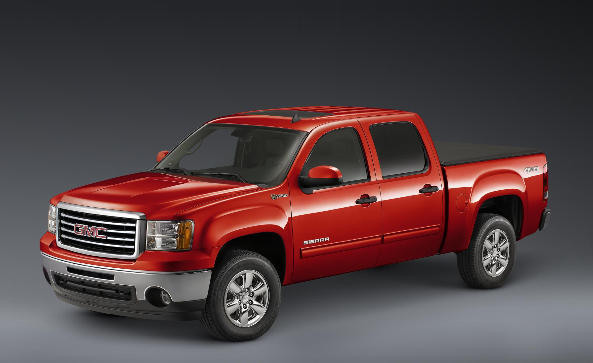 2012 GMC Sierra Hybrid News and Information
