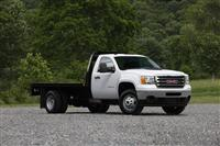 2014 GMC 3500HD Chassis Cab image.