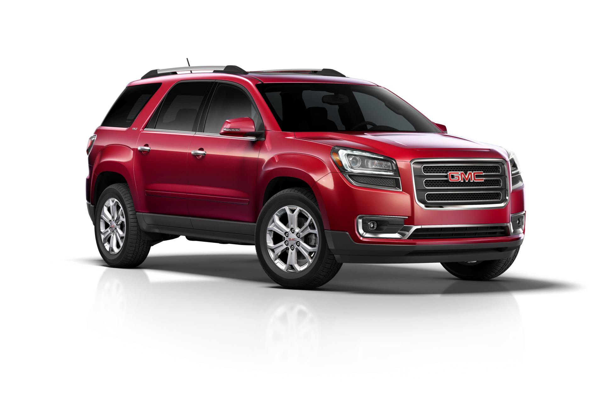 2014 gmc acadia news and information. Black Bedroom Furniture Sets. Home Design Ideas