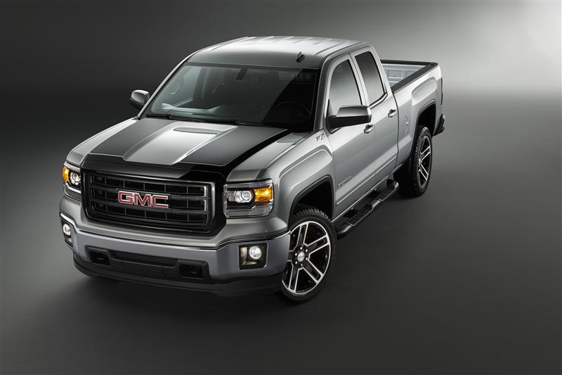2015 GMC Sierra Carbon Edition pictures and wallpaper