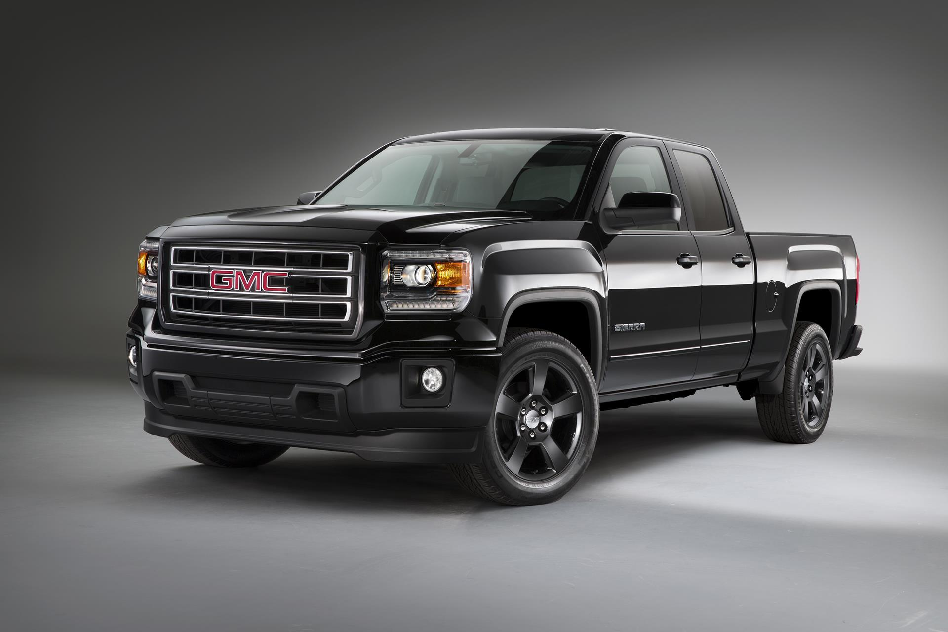 2015 GMC Sierra Elevation Edition News and Information