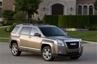 GMC Terrain Monthly Vehicle Sales