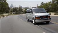 Image of the Savana Passenger Van