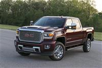 GMC Sierra Monthly Sales