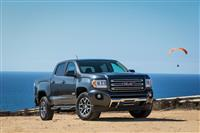 GMC Canyon Monthly Vehicle Sales