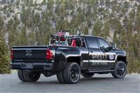 2017 GMC Sierra 3500HD NHRA Safety Safari SEMA Concept image.