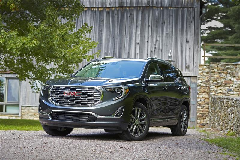 GMC Terrain Denali pictures and wallpaper