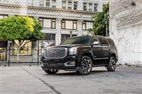 Image of the Yukon Denali Ultimate Black Edition