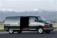 GMC Savana Cargo Monthly Vehicle Sales