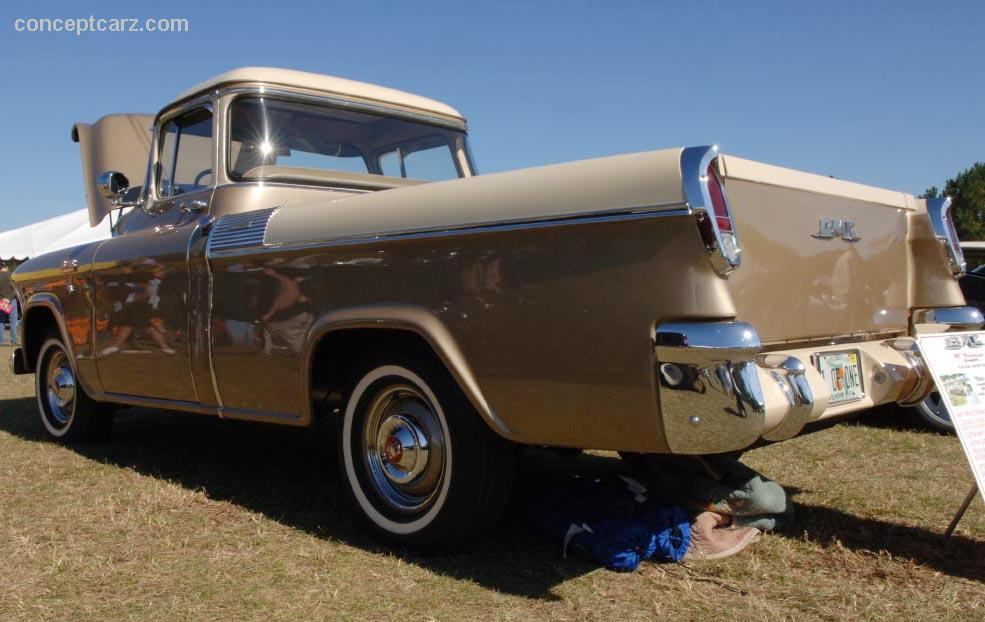 1957 GMC Palomino History, Pictures, Value, Auction Sales, Research and News