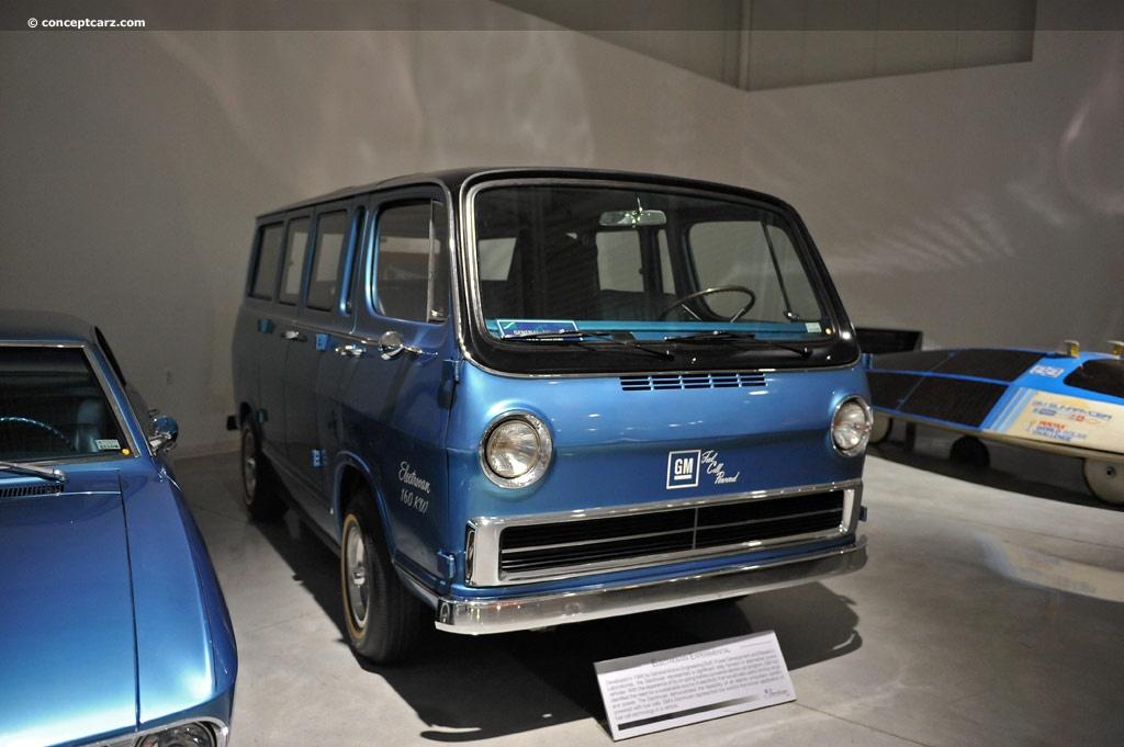 1966 GMC Electrovan Experimental | conceptcarz.com