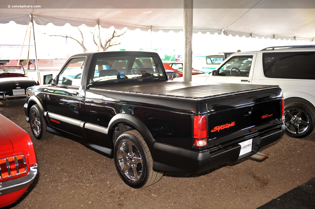 Auction Results And Sales Data For 1991 Gmc Syclone