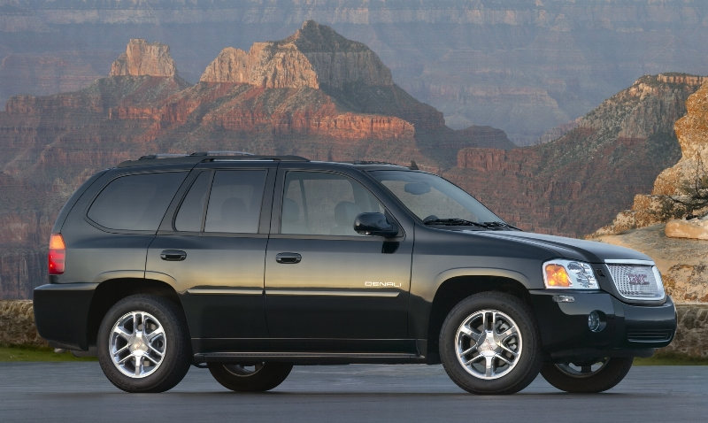 2008 gmc envoy news and information conceptcarz com rh conceptcarz com Lifted 2008 GMC Envoy 2008 GMC Envoy Interior