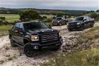 2017 GMC Sierra 2500HD All Terrain X image.