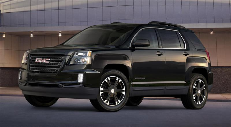 2017 GMC Terrain Nightfall Edition pictures and wallpaper