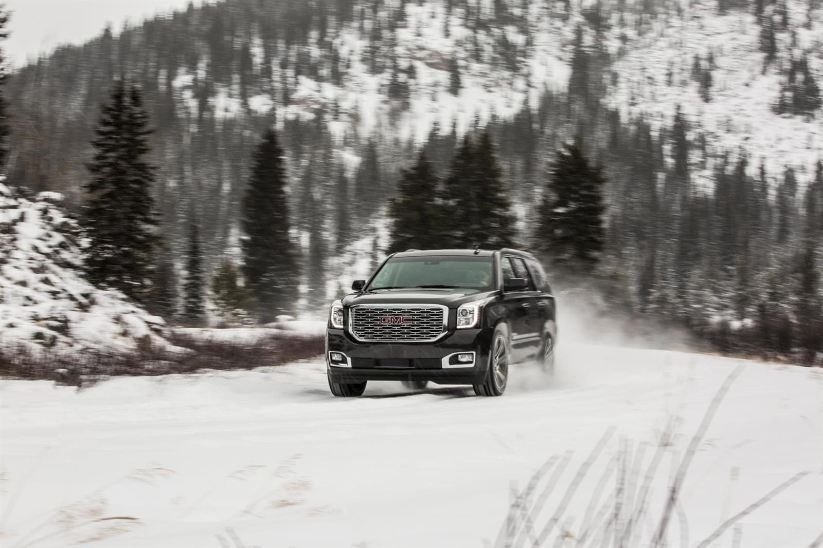2019 GMC Yukon